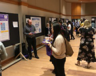 Posters and presentors